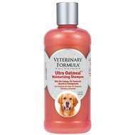 Veterinary Formula Solutions Ultra Oatmeal Moisturizing Shampoo for Dogs, 17-oz bottle