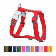 Red Dingo Classic Dog Harness, Red, Medium