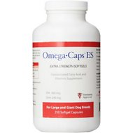 Omega-Caps Softgel Capsules Extra Strength for Large Dogs, 250 count