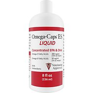 Omega-Caps ES Liquid for Dogs and Cats, 8-oz bottle