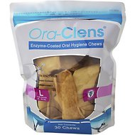 Ora-Clens Oral Hygiene Chews for Dogs, Large