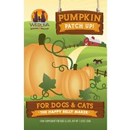 Weruva Pumpkin Patch Up! Dog & Cat Food Supplement Pouches, 1.05-oz, case of 12