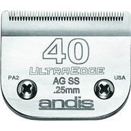 "Andis UltraEdge Detachable Blade, #40SS, 1/100"" - 0.25 mm"