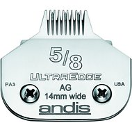 Andis UltraEdge Wide Toe Detachable Blade, 5/8""