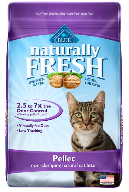 Blue Naturally Fresh Pellet Cat Litter Reviews
