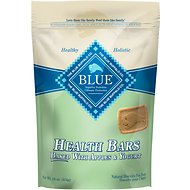 Blue Buffalo Health Bars Baked with Apples & Yogurt Dog Treats, 16-oz