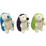 Ethical Pet Gigglers Hedgehog Dog Toy, 6.5-inch