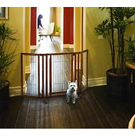 Richell Premium Plus Freestanding Gate for Dogs & Cats