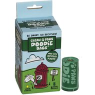 Clean Paws Doodie Bags for Dogs, 120 count