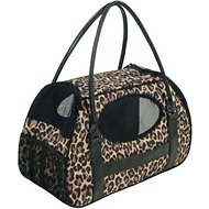 Gen7Pets Carry-Me Deluxe Pet Carrier, Cheetah, Large
