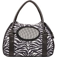 Gen7Pets Carry-Me Deluxe Pet Carrier, Zebra, Medium