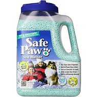Safe Paw Ice Melter for Dogs & Cats, 8-lb 3-oz jug