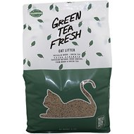 Next Gen Pet Products Green Tea Leaves Cat Litter, 4-lb bag