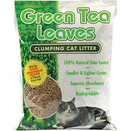 Next Gen Pet Products Green Tea Leaves Cat Litter, 5.5-lb bag