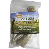 Ultra Chewy Naturals Antlers Dog Chews, 15-oz bag