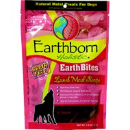 Earthborn Holistic EarthBites Lamb Meal Recipe Natural Moist Treats For Dogs, 7.5-oz bag