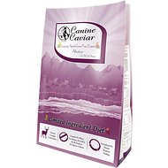 Canine Caviar Limited Ingredient Diet Leaping Spirit Entrée All Life Stages Grain-Free Dry Dog Food, 11-lb bag