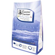 Canine Caviar Limited Ingredient Diet Wild Ocean Holistic Entrée All Life Stages Grain-Free Dry Dog Food, 22-lb bag