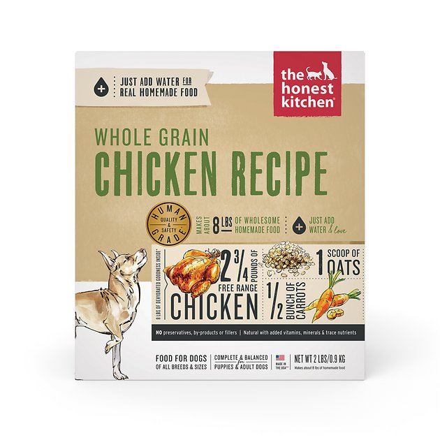 Never run out of The Honest Kitchen. — SAVE 5% on every Recurring Order of full-sized products. — Easily edit, cancel, or reschedule shipments anytime. — Exclusive promotions and discounts. — FREE shipping on orders over $ — Earn THK Rewards to redeem for FREE products.; Simply check the Recurring Order box in your Cart and select your delivery frequency.