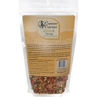 Canine Caviar Synergy Vegetable Mix Dehydrated Dog Food, 2.5-lb bag