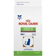 Royal Canin Veterinary Diet Urinary SO Olfactory Attraction Dry Cat Food, 7.7-lb bag