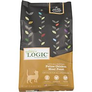 Nature's Logic Feline Chicken Meal Feast Dry Cat Food, 15.4-lb bag