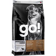 Go! Sensitivity + Shine Limited Ingredient Venison Recipe Grain-Free Dry Dog Food, 6-lb bag