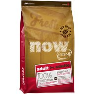 Now Fresh Grain-Free Adult Red Meat Recipe Dry Dog Food, 25-lb bag