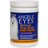 Angels' Eyes Chicken Flavored Natural Soft Chews for Dogs & Cats, 240-count