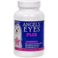 Angels' Eyes Plus Beef Flavor Antibiotic Free Supplement for Dogs, 2.64-oz bottle