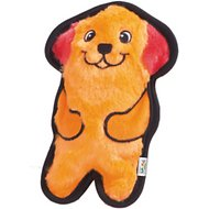 Outward Hound Invincibles Minis Dog Toy, Orange Dog