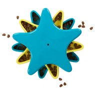 Outward Hound Star Spinner Puzzle Dog Toy, Blue