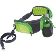 Outward Hound Hands-Free Hipster, Green