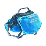 Outward Hound Quick Release Dog Backpack, Blue, Medium