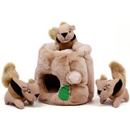 Outward Hound Hide A Squirrel Puzzle Dog Toy, Large