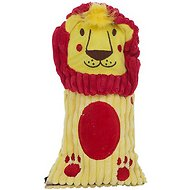 Outward Hound Bottle Squeakers Dog Toy, Lion