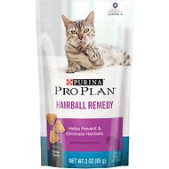 Purina Pro Plan Focus Hairball Remedy Cat Treats, 3-oz bag