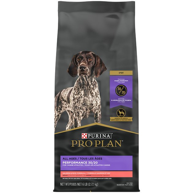 5. Purina Pro Plan Sport All Life Stages Performance Dry Dog Food