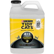Tidy Cats 4-in-1 Strength Clumping Cat Litter, 20-lb jug