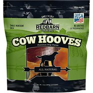 Redbarn Naturals Cow Hooves Dog Treats, 10 count