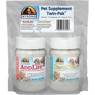 Wysong Pet Supplement Twin-Pak Dog & Cat Food Supplement