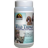 Wysong Wild Things Dog & Cat Food Supplement, 6.5-oz bottle