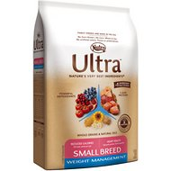 Nutro Ultra Small Breed Weight Management Dry Dog Food, 8-lb bag