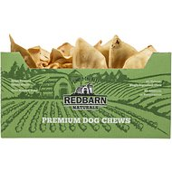 Redbarn Naturals Puffed Sow Ears Dog Treats, 40 count