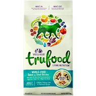 Wellness TruFood Baked Blends Adult Recipe Salmon, Turkey Liver & Flaxseed Grain-Free Dry Dog Food, 18-lb bag
