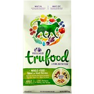 Wellness TruFood Baked Blends Adult Recipe Lamb, Chickpeas & Turkey Liver Grain-Free Dry Dog Food, 18-lb bag