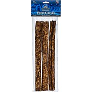"Redbarn Beef Chew-A-Bulls Large 12"" Dog Treats, 3 count"