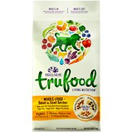 Wellness TruFood Baked Blends Puppy Recipe Chicken, Chicken Liver & Flaxseed Grain-Free Dry Dog Food, 18-lb bag