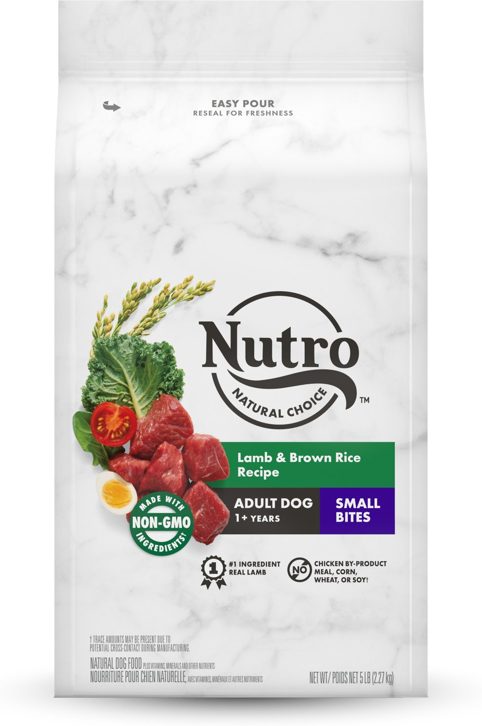 Nutro Limited Ingredient Diet Adult Small Bites Lamb