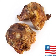 USA Bones & Chews Beef Knee Caps Dog Treats, 2 count